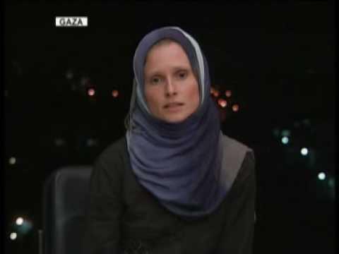 Activists on Hunger Strike in Gaza (Brit, Italian, US)