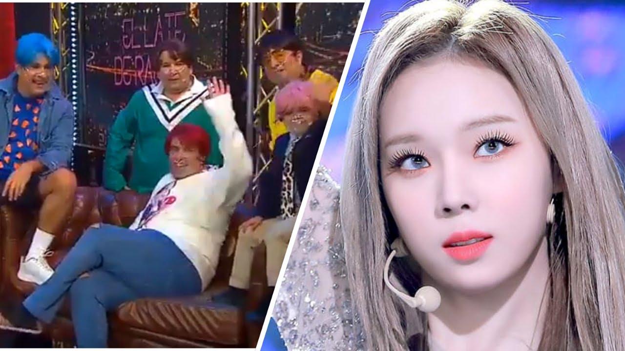 Aespa Creepy Staff Exposed, BTS Racist Parody, Red Velvet Protect Wendy at SBS