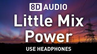 Baixar Little Mix - Power | 8D AUDIO 🎧