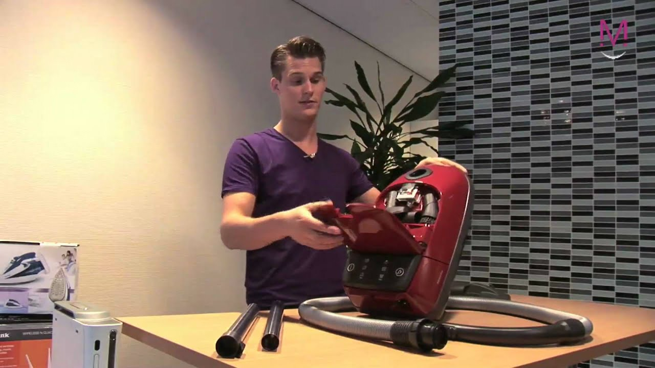 Ongekend Miele S380 Stofzuiger Video Review - MegaKeuze NL - YouTube WY-21