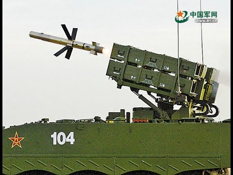 China red arrow10 (HJ-10)Anti tank missile
