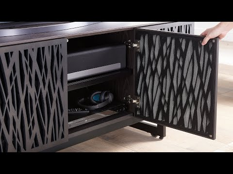 BDI TV Stands, Entertainment Centers, and TV Console Features
