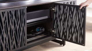 BDI Media Furniture Features: Innovative Designs For Modern Living