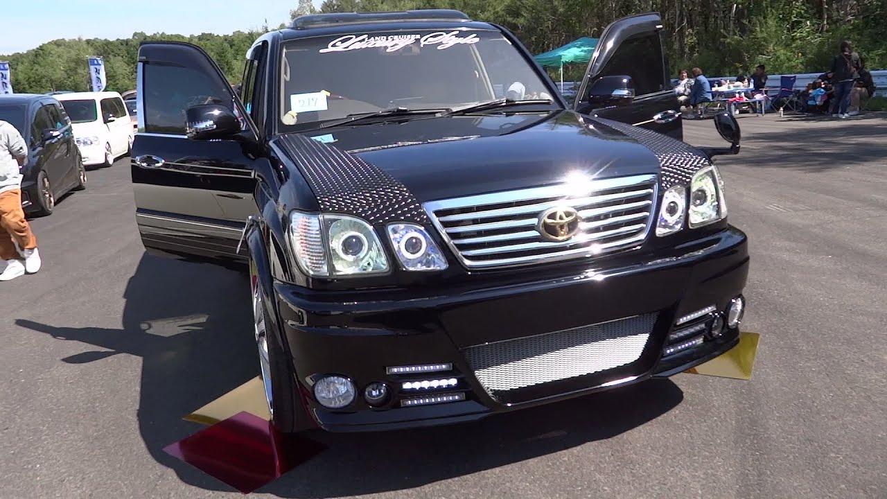TOYOTA LANDCRUISER 100 CYGNUS Custom car トヨタ ランドクルーザー 100型 シグナス カスタムカー ,  YouTube