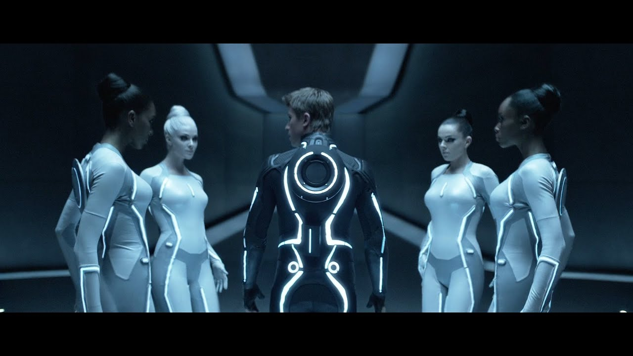 tron legacy - sirens - youtube