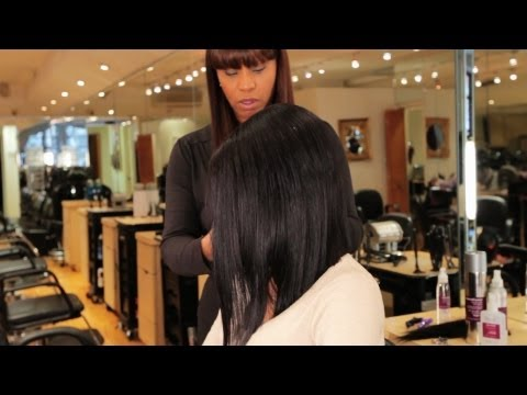 how-to-cut-a-bob-in-a-weave-|-black-hairstyles