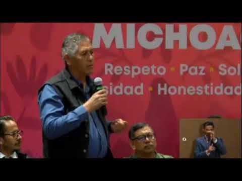 🔴 Programa cultural y operativo para Fiestas Patrias Michoacán 2019.