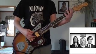 Nirvana - Token Eastern Song (Guitar Cover)