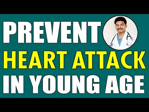 How to Avoid Heart Attack in Young Age | Prevent Heart and Vascular Disease