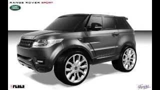 Feber Range Rover sport 12V en www.elosito.com