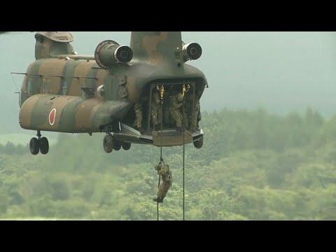 فيديو لمناورات عسكرية للجيش الياباني عند سفح جبل فوجي  - نشر قبل 2 ساعة