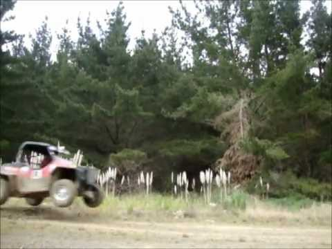 Auckland Offroad Racing Club - Maramarua Forest - R - Only 75 Years Old - 02-09-2012