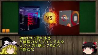 PCニュース第二回 【CPU市場激化】