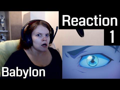 Babylon Episode 1 Reaction