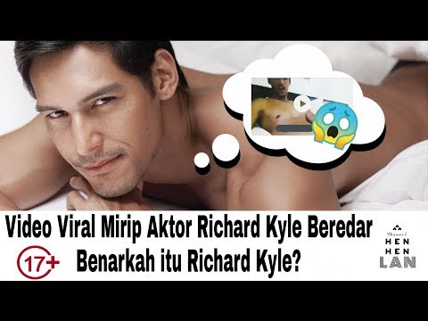 Video Viral Mirip Aktor Richard Kyle Beredar