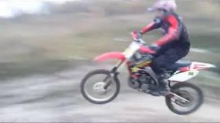 Сердобск тренировка мотокросс