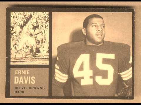 Ernie Davis: A Short Picture Tribute