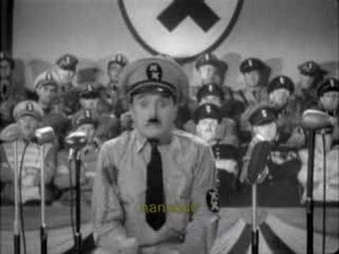 "Best scenes from ""The Great Dictator"""