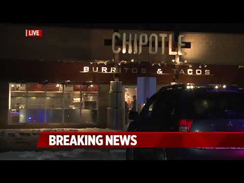 Shooting in Chipotle parking lot leaves 1 wounded in Commerc