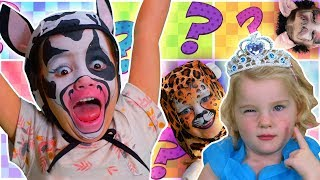 Princess Mask Face Paint | Compilation