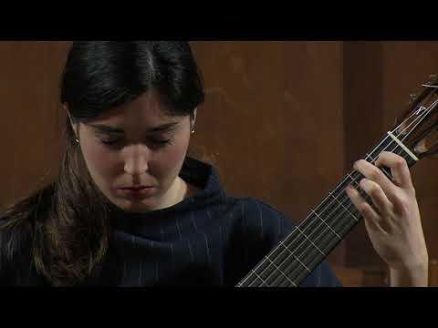 Andrea González Caballero - AIRE VASCO - Stagione Internazionale di Chitarra Classica Lodi