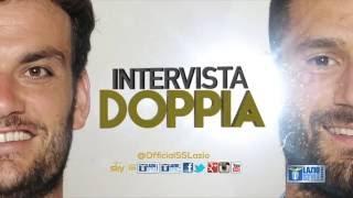 Intervista doppia Parolo-Candreva