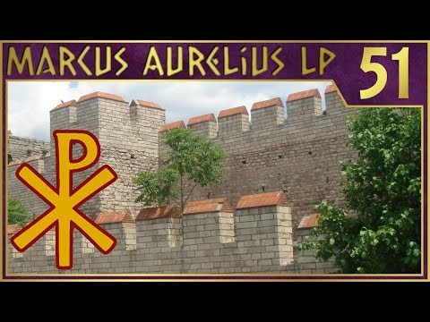 Total War: Attila - Eastern Roman Empire & History - Ep. 51 (Assault on Arbela)