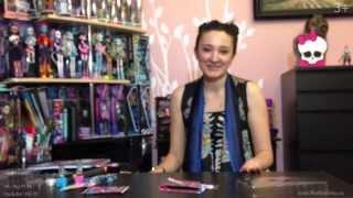 Косметика Monster High #2. Обзор подарков из Германии
