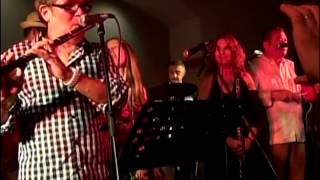Charanga Legends All Stars.Tribute to the Charanga Flutes 2012. Part #2. Live Performance
