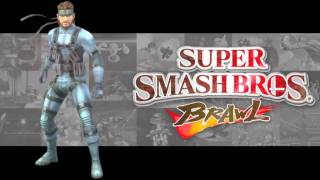 Lovely VGM 128 - Super Smash Bros. Brawl - Snake Eater