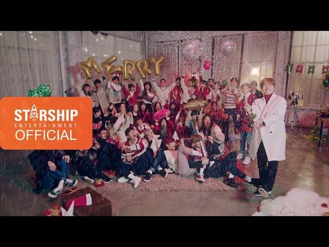 [MV] 스타쉽플래닛(Starship Planet) 2017 - 크리스마스 데이 (Christmas Day)