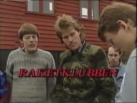 Raketklubben 1992 TV2 Lorry