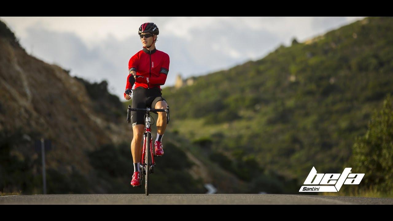 Santini Beta Multiweather Jersey. Santini Cycling Wear 136a56373