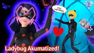 Akumatized Ladybug SEASON 3! FULL - EPISODE | MIRACULOUS Doll Valentine's Day NEW
