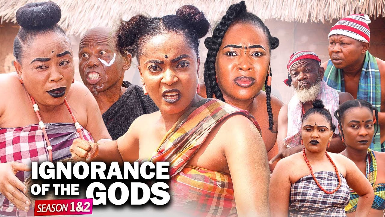 Download IGNORANCE OF THE GODS EPISODE 1 (New Hit Movie) 2021 LATEST NIGERIAN VILLAGE MOVIE/ NOLLYWOOD MOVIE