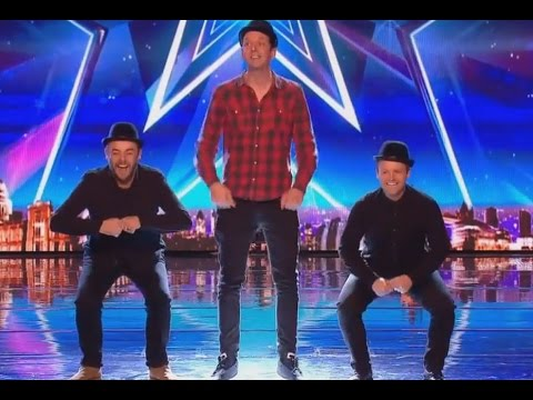 Jonny Awsum Performs A Musical With Ant And Dec! So AWESOME!