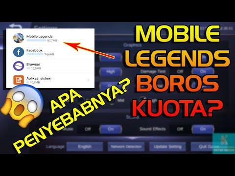 Mobile Legends Wasteful Internet Data? | Mobile Legends Analysis