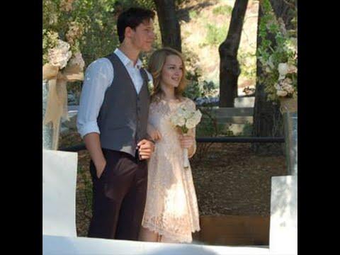 Shane harper and bridgit mendler wedding rings
