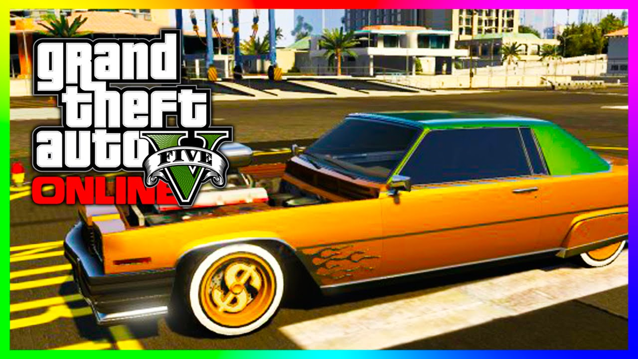 GTA 5 Online Rare Cars - Hardtop Albany Manana Spawn Location ...