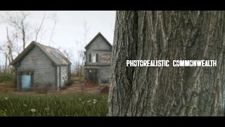 Fallout 4 Mods Photorealistic Commonwealth V0.7