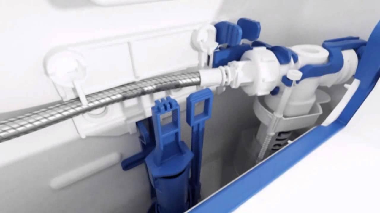 Geberit Hangend Toilet : Geberit vlotter vervangen  bengshop youtube