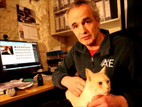 Video message from Pete the Vet for Kate Draper and Sacred Heart School in Drogheda