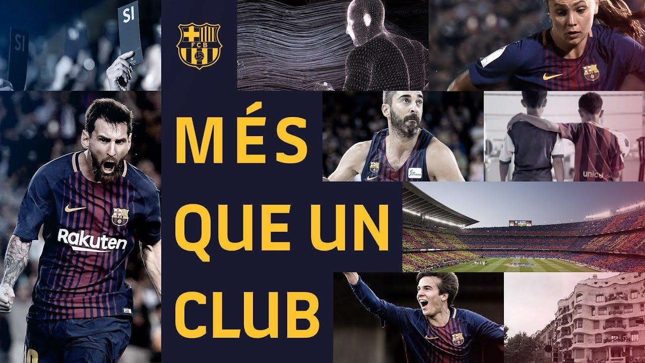FC BARCELONA | MÉS QUE UN CLUB