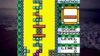 Inanity - The 0-Line Tetris DX World Record