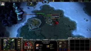 aleX1tOPlay(Hu) vs Mr.Pauloner(Elf) @MeltingValley - Warcraft 3 TFT -