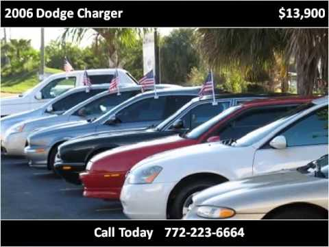 2006 Dodge Charger Used Cars Port St Lucie FL