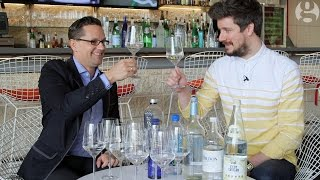 Testing the waters: what we learned from a 'water sommelier' | Guardian Food