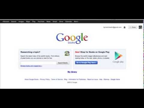 How to use Google Books for research