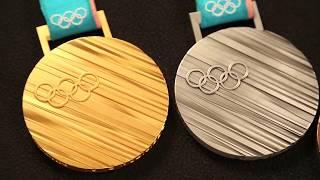 2018 평창 동계올림픽 메달 자세히 보기ㅣMedal for the 2018 Olympics ;