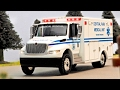 The White Ambulance & Police Cars Kids Cartoon Compilation Cars & Trucks Cartoon for child